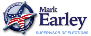 Mark Earley's Elections Office Logo