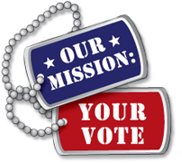 Our Mission Your Vote